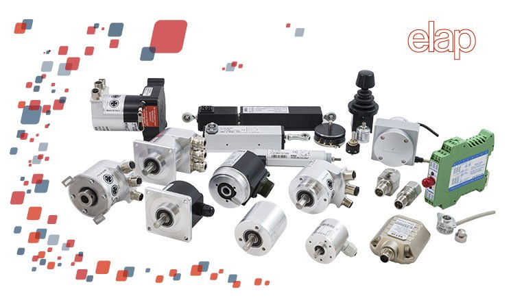 PLC axes controllers - ELAP